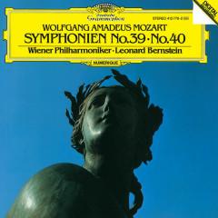 Mozart, W.A.: Symphonies Nos.39 & 40 - Wiener Philharmoniker, Leonard Bernstein