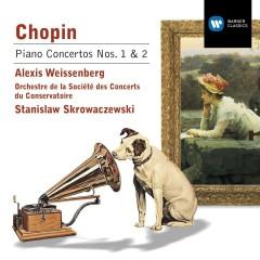 Chopin : Piano Concertos 1 & 2 - Alexis Weissenberg