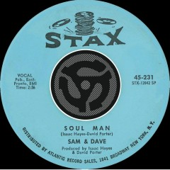 Soul Man / May I Baby [Digital 45] - Sam & Dave