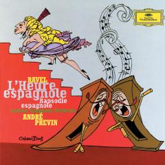 Ravel: L'Heure Espagnole; Rapsodie Espagnole - Kimberly Barber, John Mark Ainsley, Georges Gautier, Kurt Ollmann, David Wilson-Johnson