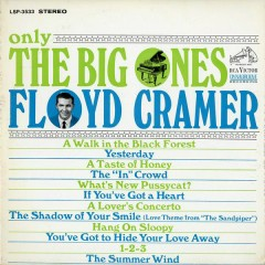 Only the Big Ones - Floyd Cramer