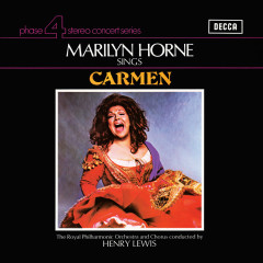 Bizet: Carmen; Les pêcheurs de perles; Gounod: Mireille – Excerpts (Opera Gala – Volume 3) - Marilyn Horne, Janine Micheau, Henry Lewis, Alberto Erede