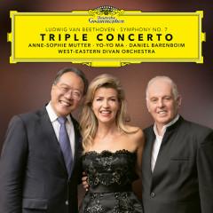 Beethoven: Triple Concerto & Symphony No. 7 (Live) - Anne-Sophie Mutter, Yo-Yo Ma, Daniel Barenboim, West-Eastern Divan Orchestra