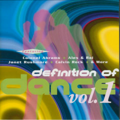 Definition Of Dance Vol.1 - Various Artists