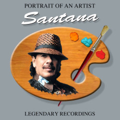 Portrait Of An Artist - Santana