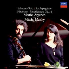 Schumann: Fantasiestücke / Schubert: Arpeggione Sonata etc.
