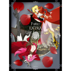 Fate/EXTRA Last Encore ORIGINAL SOUNDTRACK CD 1