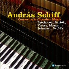 András Schiff  - Concertos & Chamber Music - Andras Schiff