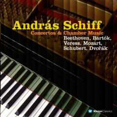 András Schiff  - Concertos & Chamber Music - Andras Schiff