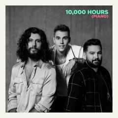 10,000 Hours (Piano) (Single) - Dan + Shay, Justin Bieber