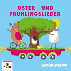 Kinderliederzug - Oster- und Frühlingslieder - Lena, Felix & die Kita-Kids
