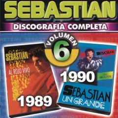 Discografía Completa - Vol.6 - Sebastian