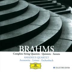 Brahms: Complete String Quartets, Quintets & Sextets - Amadeus Quartet, Cecil Aronowitz, Karl Leister, Christoph Eschenbach