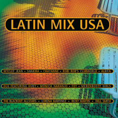Latin Mix USA - Various Artists