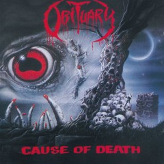Cause of Death (Reissue) - Obituary