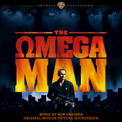 The Omega Man (Original Motion Picture Soundtrack) - Ron Grainer