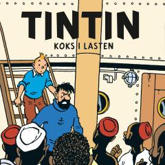 Koks i lasten - Tintin, Tomas Bolme, Bert-Åke Varg