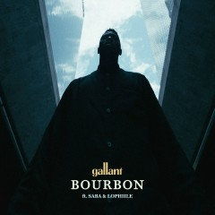 Bourbon (feat. Saba & Lophiile) - Gallant, Saba, Lophiile