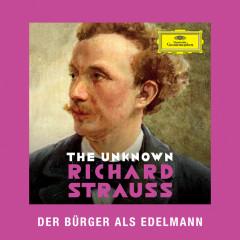 Strauss: Der Bürger als Edelmann - Peter Ustinov, Bodil Arnesen, Christa Mayer, Florian Cerny, via-nova-Chor München