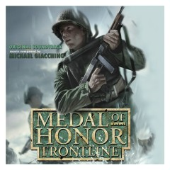 Medal Of Honor: Frontline (Original Soundtrack) - Michael Giacchino, EA Games Soundtrack