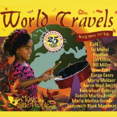 World Travels: World Music For Kids - Various Artists
