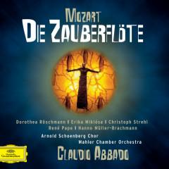 Mozart: Die Zauberflöte - Mahler Chamber Orchestra, Claudio Abbado