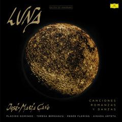 Luna (Canciones, Romanzas Y Danzas) - Jose Maria Cano, Teresa Berganza, Placido Domingo, Ainhoa Arteta, Renee Fleming