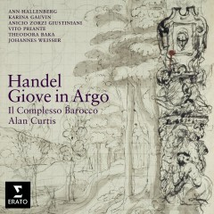 Handel Giove in Argo - Alan Curtis