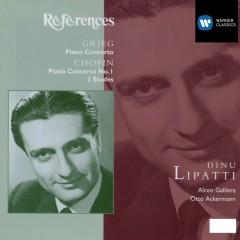 Grieg & Chopin: Piano Concertos - Dinu Lipatti