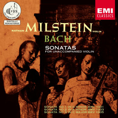Bach: Sonatas for Unaccompanied Violin - Nathan Milstein