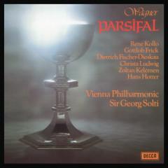 Wagner: Parsifal - Sir Georg Solti, René Kollo, Christa Ludwig, Gottlob Frick, Dietrich Fischer-Dieskau