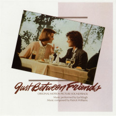 Just Between Friends Original Motion Picture Soundtrack - Earl Klugh