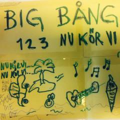 1 2 3 Nu Kör Vi - BIGBANG