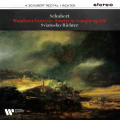 Schubert: Wanderer Fantasie, D. 760 & Piano Sonata in A Major, D. 664 - Sviatoslav Richter