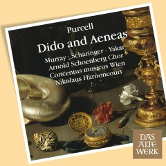 Purcell : Dido and Aeneas (DAW 50) - Nikolaus Harnoncourt