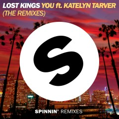You (feat. Katelyn Tarver) [The Remixes] - Lost Kings, Katelyn Tarver