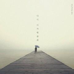 Let's Start Over (Single) - Seo Young Eun