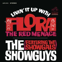 Livin' It Up with Flora, the Red Menace
