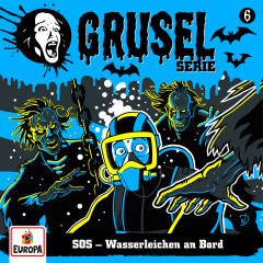 006/SOS - Wasserleichen an Bord - Gruselserie