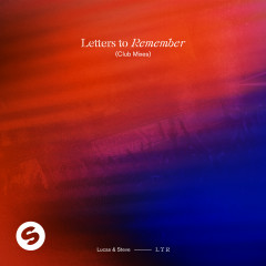 Letters To Remember (Club Mixes) - Lucas & Steve