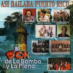 Así Bailaba Puerto Rico: Al Son de la Bomba y la Plena - Various Artists