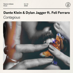 Contagious (Single) - Dante Klein, Dylan Jagger