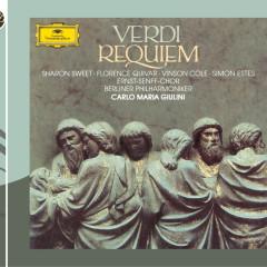 Verdi: Messa da Requiem - Sharon Sweet, Florence Quivar, Vinson Cole, Simon Estes, Berliner Philharmoniker