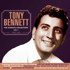 The Singles Collection 1951-62, Vol. 1 - Tony Bennett