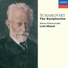 Tchaikovsky: The Symphonies/Romeo & Juliet - Wiener Philharmoniker, Lorin Maazel