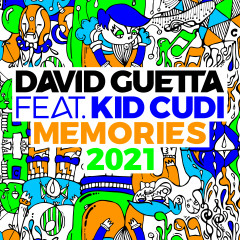 Memories (feat. Kid Cudi) [2021 Remix] - David Guetta, Kid Cudi