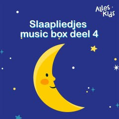 Slaapliedjes music box (Deel IV) - Alles Kids, Kinderliedjes Om Mee Te Zingen, Slaapliedjes