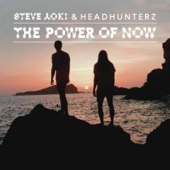 The Power of Now (Crystal Lake Remix) - Steve Aoki,Headhunterz