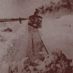 Out Into The Snow - Simon Joyner