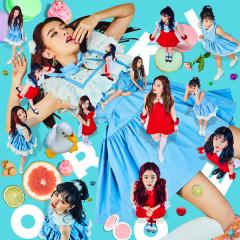 Rookie - The 4th Mini Album - Red Velvet
